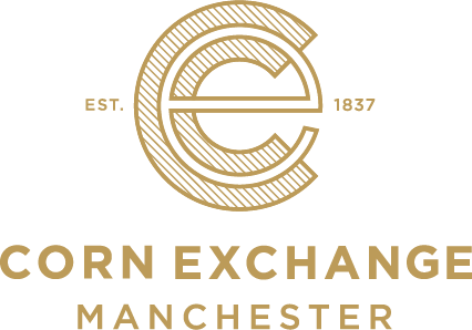 Corn Exchange Manchester Logo